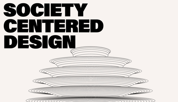 Society Centred Design